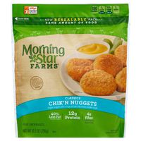 Morning Star Farms Veggie Chik'n Nuggets Original