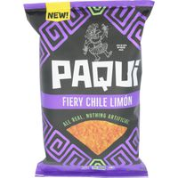 Paqui Tortilla Chips Fiery Chile Limon