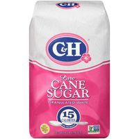 C&h Sugar, Pure Cane, Granulated White