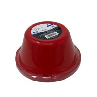 Mainstays Red Engine Bowls, 4 Pack