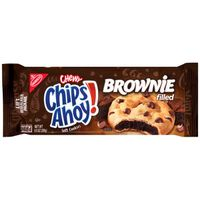 Chips Ahoy! Chewy Brownie Filled Soft Cookies