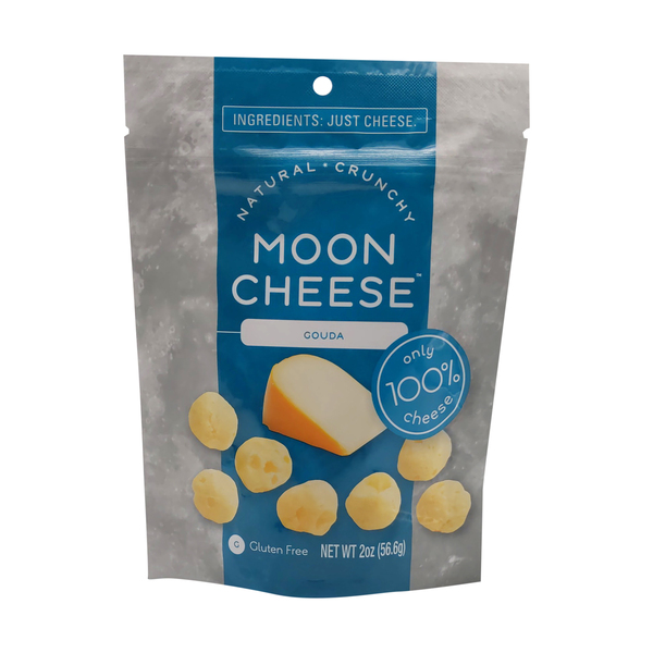 Moon cheese Gouda Snack, 2 oz