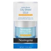 Neutrogena Hydro Boost City Shield Water Gel - SPF 25 - 1.7oz