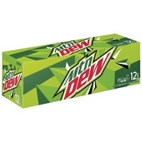 Mountain Dew Original Soda, 12 Fl. Oz., 12 Count