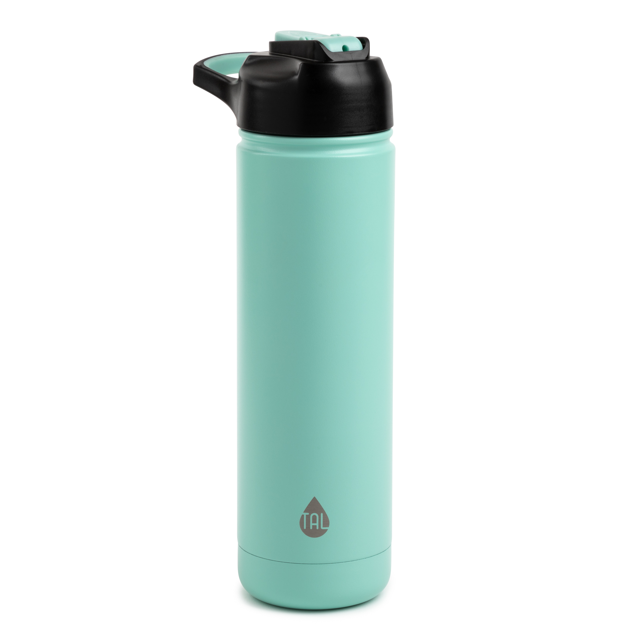 Tal 26 Ounce Ranger Water Bottle with Straw, Mint