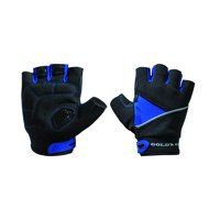Gold's Gym Men's Tacky Workout Gloves, XS/S