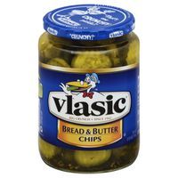 Vlasic Bread & Butter Chips Pickles