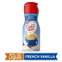 Nestle Coffee mate French Vanilla Liquid Coffee Creamer 16 fl oz.