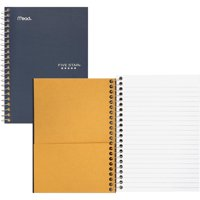 Mead, MEA45484, Personal Wirebound Notebook, 1 Each