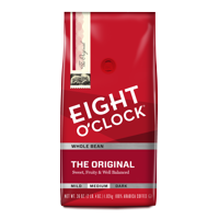 Eight O'Clock The Original Whole Bean Coffee 36 Oz. Bag