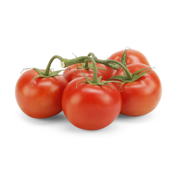Organic Tomato On The Vine