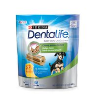 Purina DentaLife Made in USA Facilities Toy Breed Dog Dental Chews, Daily Mini