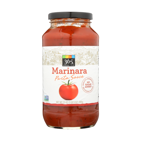 365 Everyday Value® Marinara Pasta Sauce, 25 oz