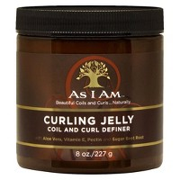 As I Am Curly Jelly Definer - 8oz