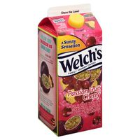 Welch's Juice Cocktail, Passion Fruit Cherry