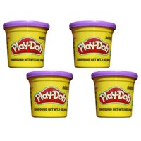 Play-Doh Modeling Compound Single Can in Light Purple