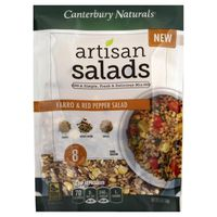 Canterbury Naturals Salad Mix, Farro & Red Pepper
