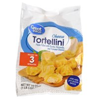 Great Value Cheese Tortellini Pasta, 19 oz