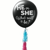 Way to Celebrate Gender Reveal Balloon Kit