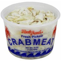 Fresh Jumbo Lump Crab Meat