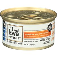 """I and love and you"" Chicken Me Out Pâté"