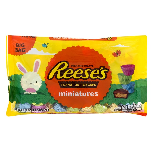 Reese's Easter Peanut Butter Cups Miniatures