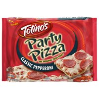 Totino's Classic Pepperoni Party Pizza, 9.8 oz Container