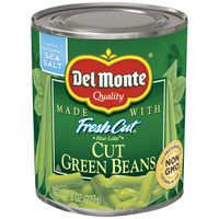 Del Monte Fresh Cut Green Beans