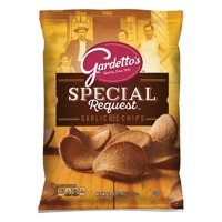 Gardetto's Special Request Roasted Garlic Rye Chips, 14 oz