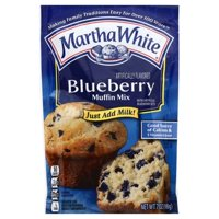Martha White Blueberry Muffin Mix, 7-Ounce