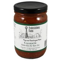 Fredericksburg Farms All Natural And Gluten Free Very Hot Caliente Salsa