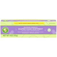 Comforts For Baby Maximum Strength Diaper Rash Ointment