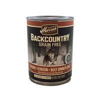 Merrick Backcountry Protein-rich Nutrition In Gravy Food For Dogs