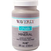 Waverly Inspirations Chalk Acrylic Paint - Mineral, 8 oz.