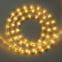 Better Homes & Gardens 48 Ft Soft White LED Rope Light