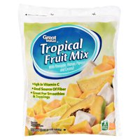 Great Value Tropical Fruit Mix, 48 oz