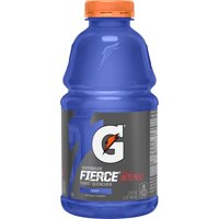 Gatorade Fierce Thirst Quencher Grape Sports Drink, 32 Fl Oz