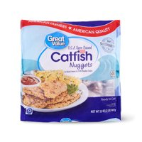 Great Value Frozen Catfish Nuggets, 2 lb