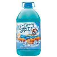 Hawaiian Punch Polar Blast Juice, 128 Fl. Oz.