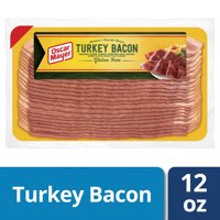 Oscar Mayer Turkey Bacon , 12 oz Vacuum Pack