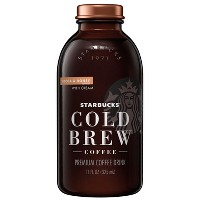 Starbucks Cold Brew Cocoa & Honey with Cream - 11 fl oz Can