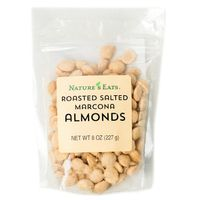 Nature's Eats Roasted Salted Marcona Almonds
