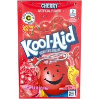 Kool-Aid Unsweetened Cherry Powdered Soft Drink