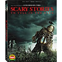 Scary Stories to Tell in the Dark (Blu-ray + DVD + Digital Copy)