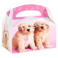 8 ct Glamour Dogs Favor Boxes