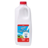 DairyPure Whole Milk - 0.5gal