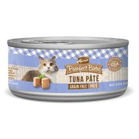 Merrick Purrfect Bistro Grain Free Tuna Pate All Life Stages Natural Food For Cats