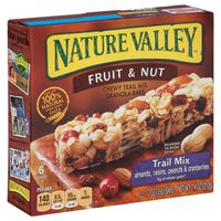 Nature Valley Granola Bars, Fruit & Nut, Trail Mix