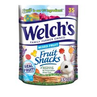 Welch's Easter Mixed Fruit,.5 Oz Bags, 35ct