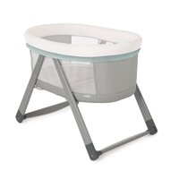 Ingenuity Wood FoldAway Rocking Bassinet Classic - Wallace